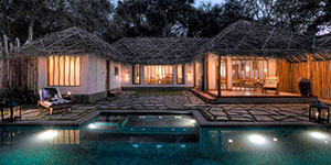 Evolve Back Kabini Resort de lujo