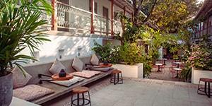 Hotel de lujo Fort Bazaar