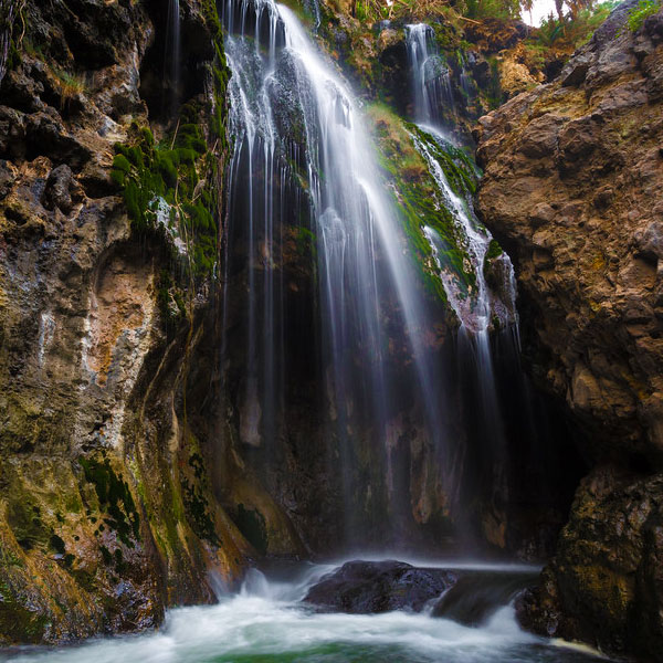 Cataratas Ngare Sero en Tanzania