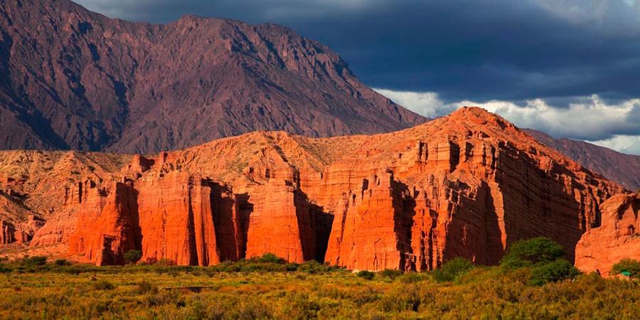 Noroeste de Argentina, Salta y Cafayate