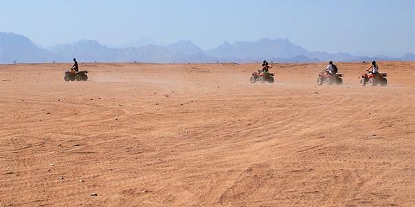 Ruta en quad por el desierto de Atacama