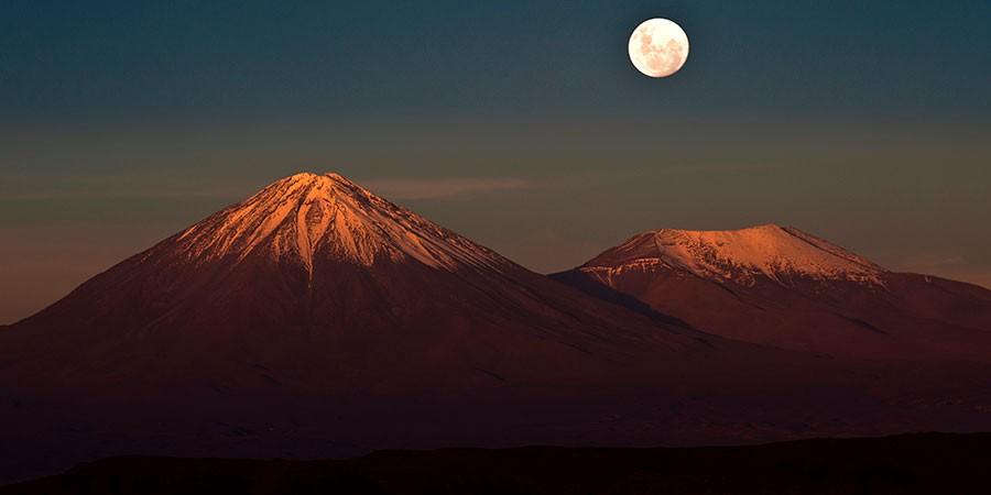 Actividades de aventura en Atacama, trekking en el Valle de la luna