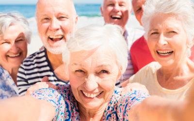 Viajes internacionales para mayores de 60 años