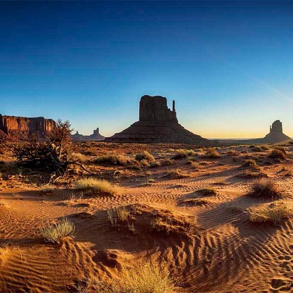 Viaje en coche costa oeste EEUU, Monument Valley