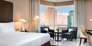 Hotel de lujo Fairmont Dubái
