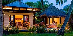 Matamanoa Resort en Fiji Luna de miel