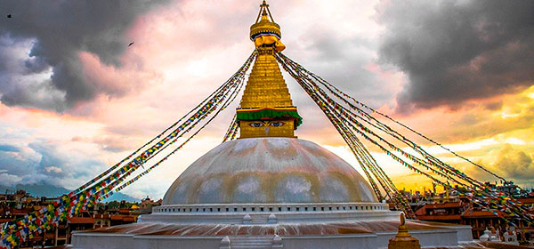 Katmandú, capital de Nepal