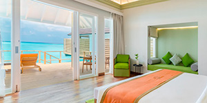 Resort en Maldivas Olhuveli