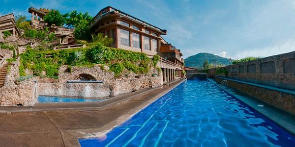 Spa Santa Teresita en Guatemala