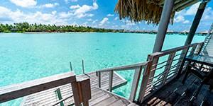 Thalasso Intercontinental Bora Bora Emerald overwater Villa