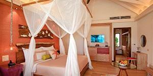 Resort en Maldivas Oblu Sangeli