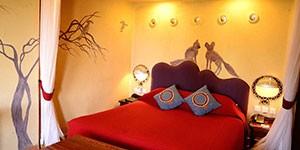 Amboseli Serena Lodge Safari Kenia
