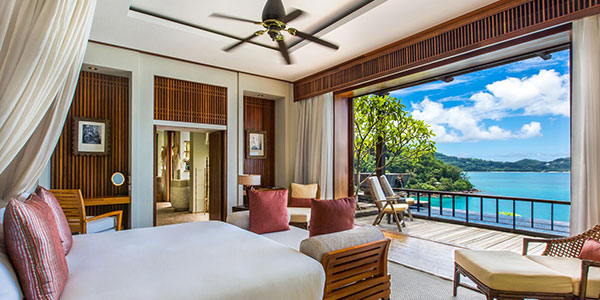 Maia Luxury Resort & Spa en Seychelles