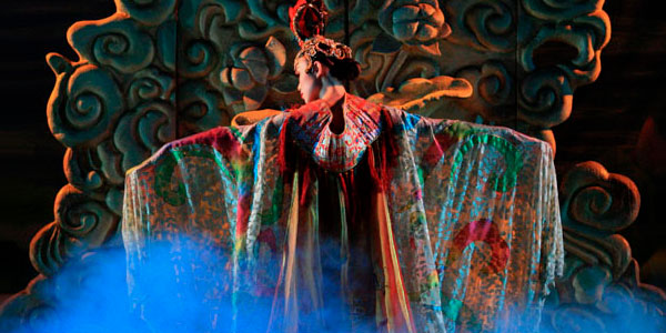 Xian Tang Dinasty Espectáculo opcional en el viaje a China